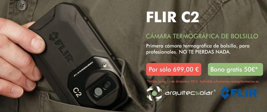 FLIR C2 OFERTA 2015 mas bono