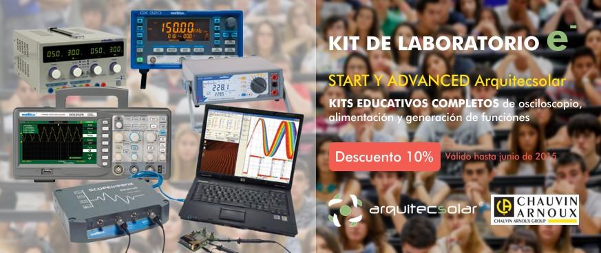 KIT LABORATORIO EDUCACIÓN INVESTIGACIÓN