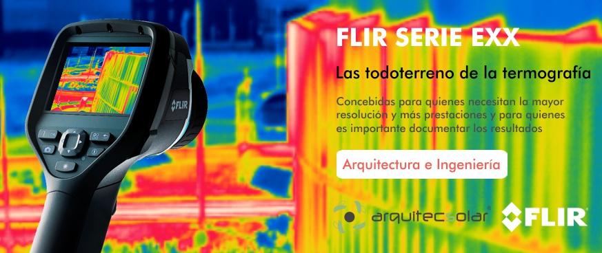 Series Exx Flir Arquitecsolar