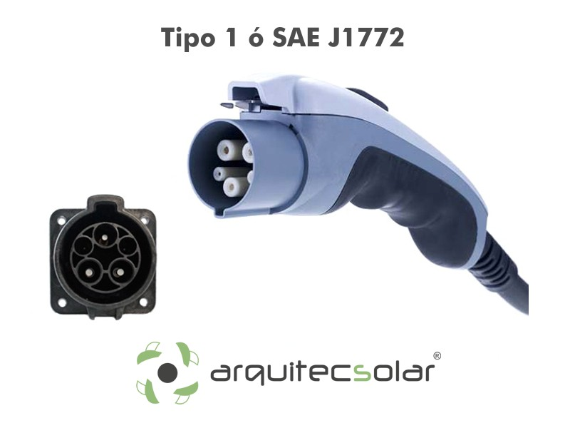 Conector VE Tipo 1 SAE J1772